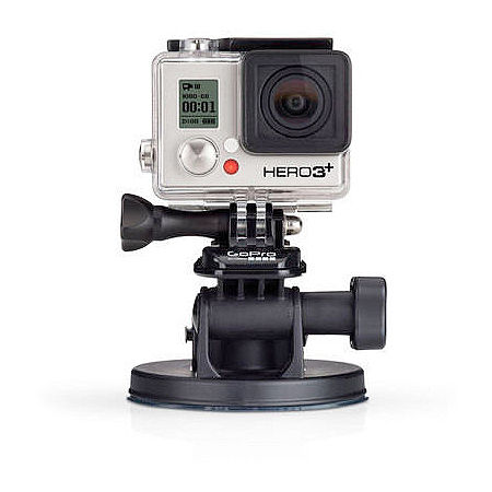 GoPro Suction Cup Mount - Main