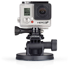 GoPro Suction Cup Mount - GoPro HERO3+ Black Edition