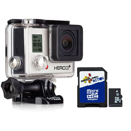 GoPro HERO3+ Silver Edition - Main