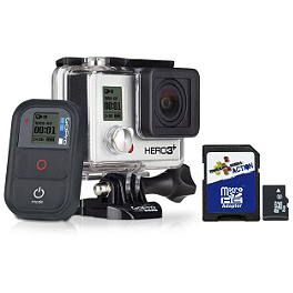GoPro HERO3+ Black Edition - GoPro HERO3+ Silver Edition