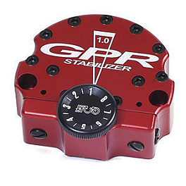 GPR V1 Steering Stabilizer - Powerstands Racing Steering Damper