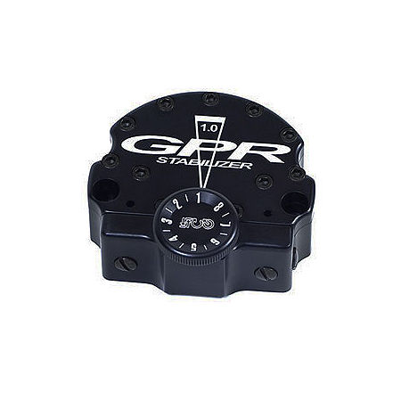 GPR V1 Steering Stabilizer - Black