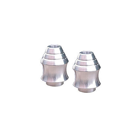Graves Billet Aluminum Bar Ends - Polished - Main