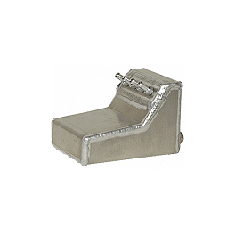 Graves Carburetor Catch Tank - Graves Titanium Footpegs