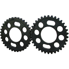 Graves Slotted Cam Sprockets - GYTR Y.E.C. Racing Exhaust Cam Sprocket