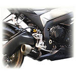 Graves Stainless Low Mount Full System Exhaust - Graves Motorcycle Full Systems
