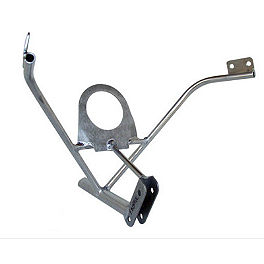 Graves Fairing Bracket - 73.5mm Tach Mount - 1995 Suzuki GSX-R 750 Graves 7 Degree Clip-Ons - 50mm