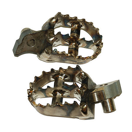 Graves Titanium Footpegs - Main