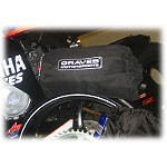 Graves Motorcycle Racing Tire Warmer Set - Dirt Bike Tire and Wheel Accessories