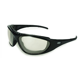 Global Vision Freedom 24 Hour Day / Night Sunglasses - Vega XTS Helmet - Eagle