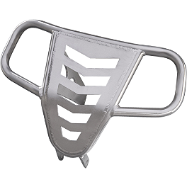 GYTR Ballance Racing Front Grab Bar - GYTR Rear Grab Bar - Silver