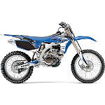 GYTR One Industries Graphic Kit - Blue - Yamaha GYTR Dirt Bike Graphics