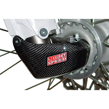 GYTR LightSpeed Carbon Fiber Right Fork Lug Cover - Main