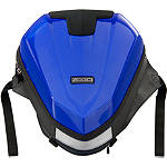 GYTR AXIO Tail Bag - Blue - Yamaha Dirt Bike Luggage