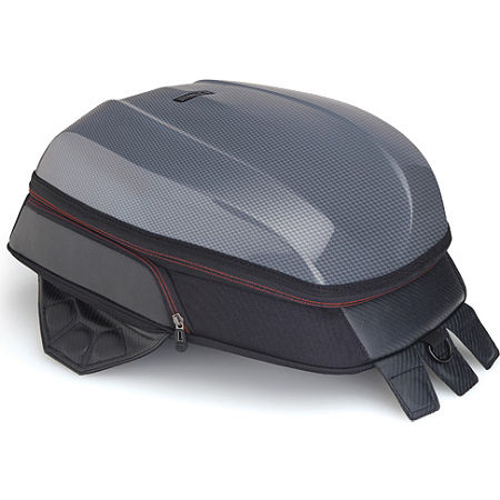 GYTR AXIO Tank Bag - Carbon Look - Main