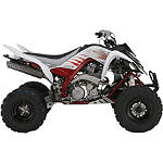 GYTR Drip Graphic Kit - White - Yamaha GYTR ATV Products
