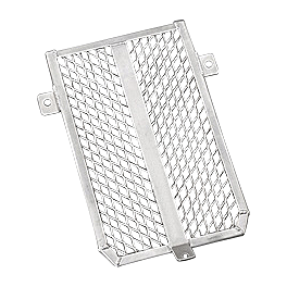 GYTR Aluminum Radiator Guard - 2013 Yamaha RAPTOR 700 GYTR MSD Blaster FI Ignition And Fuel Controller