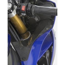 GYTR Carbon Fiber Fairing Accent - 2007 Yamaha YZF - R6 GYTR R6 Bike Cover