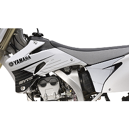 GYTR Flow Graphic Kit - White - Yamaha Genuine OEM Plastic Kit - White