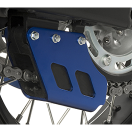 GYTR Billet Chain Guide Support - Blue - GYTR One Industries Graphic Kit - GYTR