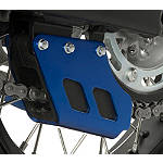GYTR Billet Chain Guide Support - Blue - Yamaha GYTR Dirt Bike Parts
