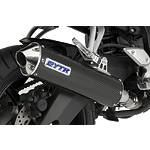 GYTR Carbon Fiber Oval Slip-On Exhaust - Yamaha GYTR Dirt Bike Motorcycle Parts