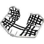 GYTR Nerf Bar/Footwell/Peg Combo - Silver - Yamaha GYTR ATV Products
