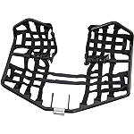 GYTR Nerf Bar / Footwell / Peg Combo - Black - Dirt Bike Nerf Bars