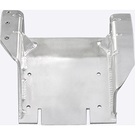 GYTR Swing Arm Skid Plate - 2013 Yamaha RAPTOR 250 Moose Swingarm Skid Plate