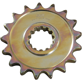GYTR 520 Series Front Sprocket - 2006 Yamaha YZF - R6S GYTR R6 Bike Cover