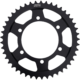 GYTR 520 Series Rear Sprocket - 2010 Yamaha YZF - R6 Driven Racing Front Sprocket - 520