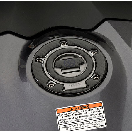 GYTR Fuel Cap Accent - Carbon Look - Main