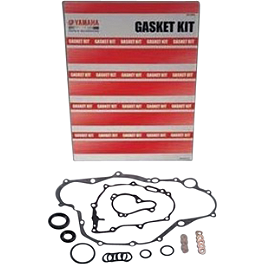 Yamaha Genuine OEM High Compression Top End Gasket Kit - 2007 Yamaha YFZ450 GYTR High Compression Piston