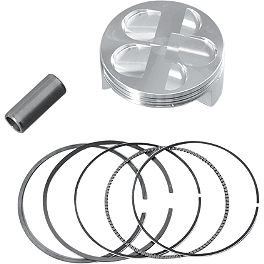 GYTR High Compression Piston - Yamaha Genuine OEM High Compression Top End Gasket Kit