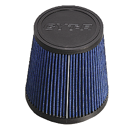 GYTR High Flow Air Filter - 2007 Yamaha YFZ450 GYTR High Compression Piston