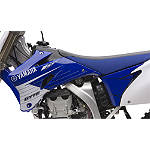 GYTR Flow Graphic Kit - Blue - Yamaha GYTR Dirt Bike Body Parts and Accessories