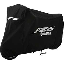 GYTR FZ6 Bike Cover - Black - GYTR FZ6R Bike Cover - Black