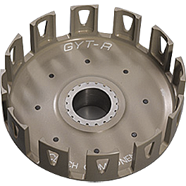 GYTR Billet Clutch Basket - 2010 Yamaha YFZ450R GYTR High Compression Piston