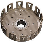 GYTR Billet Clutch Basket - Yamaha GYTR Dirt Bike Parts