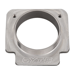 GYTR Billet Air Filter Adaptor Plate - GYTR Engine / Frame Skid Plate
