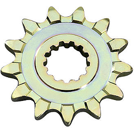 GYTR Front Sprocket - CV4 Billet Aluminum Gator Guard Sprocket Guard