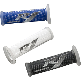 GYTR R1 Grips - GYTR Billet Left Case Covers With Tuning Fork Logo