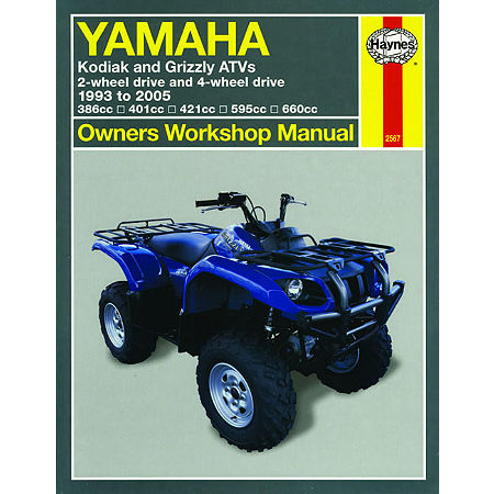 Haynes Repair Manual - Main