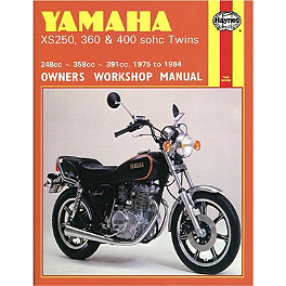Haynes Repair Manual - 1979 Yamaha XS400-2 BikeMaster Polished Brake Lever