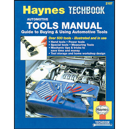 Haynes Workshop Manual - Main