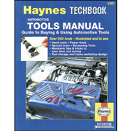 Haynes Workshop Manual - Clymer Service Manual