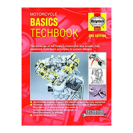 Haynes Basics Techbook - Main