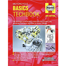Haynes Basics Techbook - Show Chrome 10 Foot Nylon Air Hose