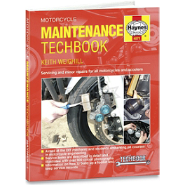 Haynes Maintenance Techbook - Haynes Repair Manual