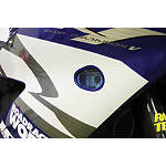 Hotbodies Racing Flush Mount LED Turn Signal - Blue -  Motorcycle Lights and Electrical